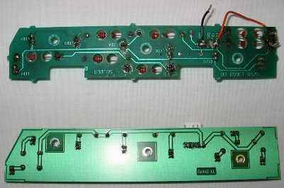 ball trough pcb