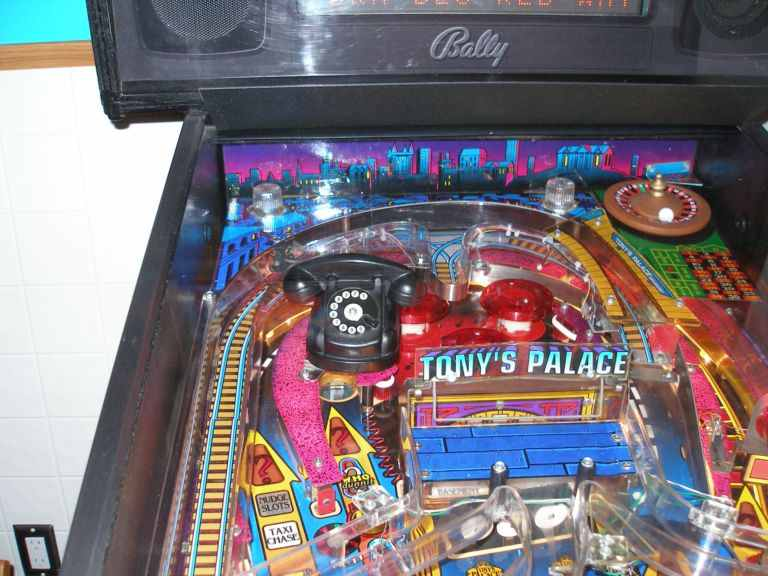 Who Dunnit pinball machine