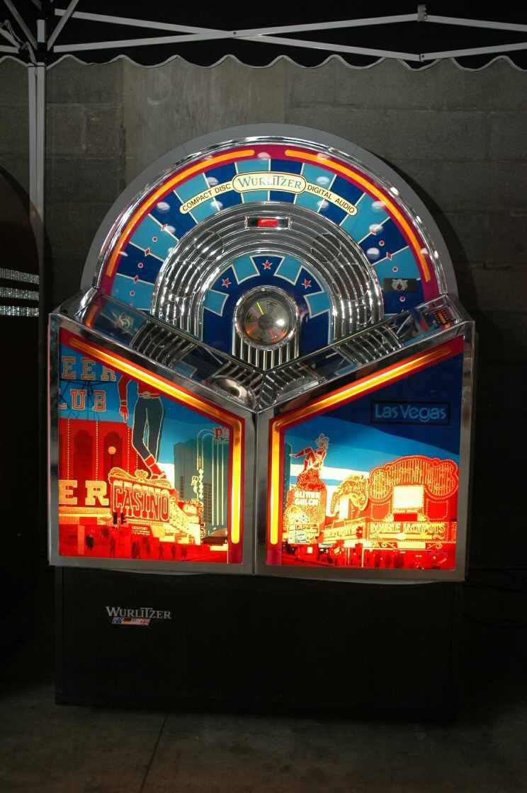 Wurlitzer casino jukebox job at crown casino