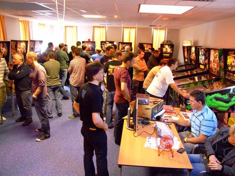 main tournament room