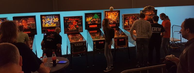 pinball competition