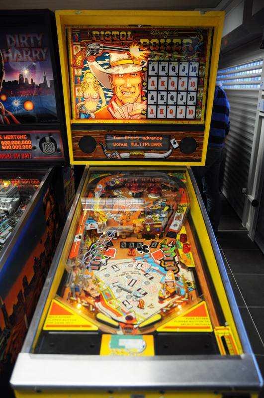 rarest pinball machine