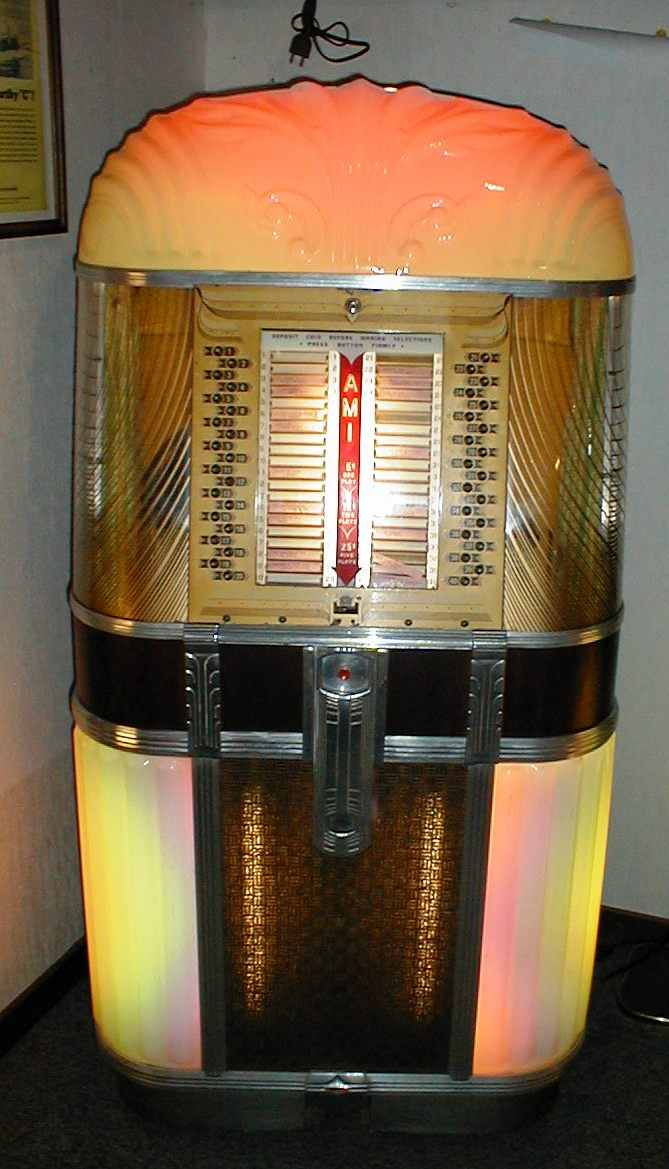 Flippers be - Jukebox museum in Belgium and Netherlands