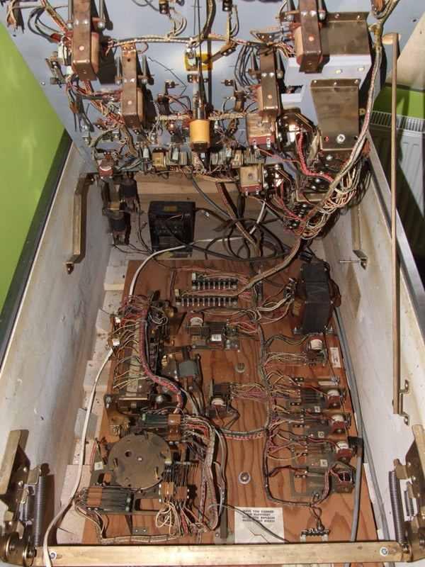 Open Pinball Machine