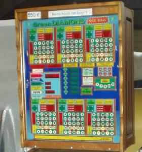 6 card bingo machine