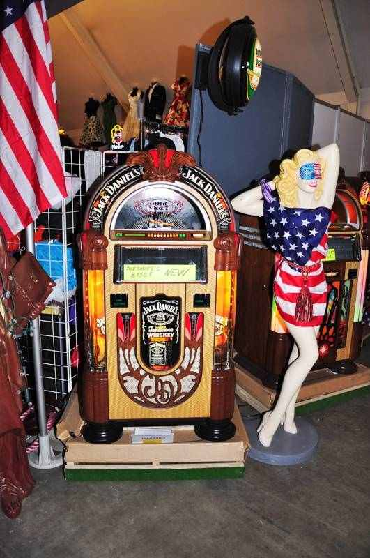 nieuwe jack daniels wurlitzer cd jukebox