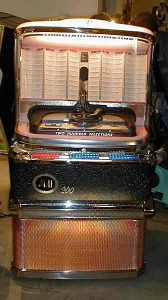 Ami 200 jukebox