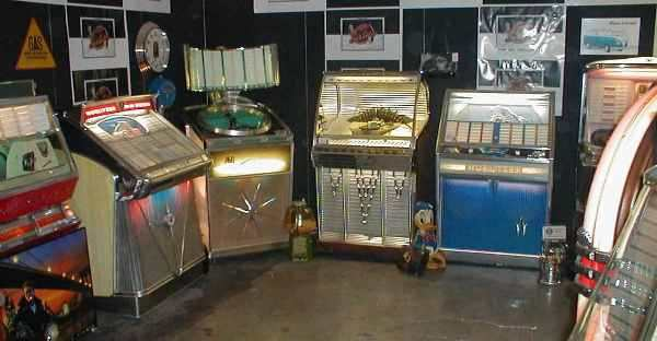 restored jukeboxes