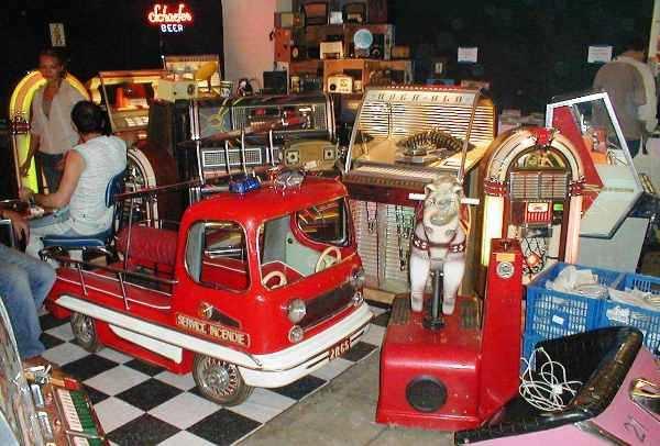 Autopede brandweerwagen