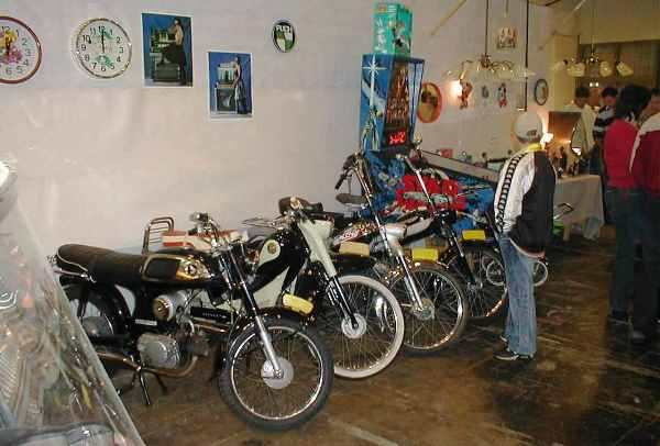 old motorcycles, star wars pinball machine
