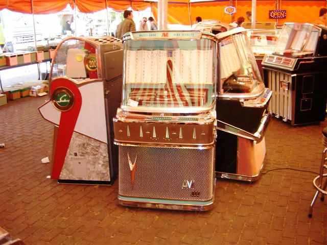 Ami I bumper jukebox