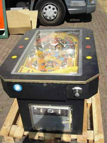 Flippers Be Rosmalen Jukebox Pinball Collector Show Open