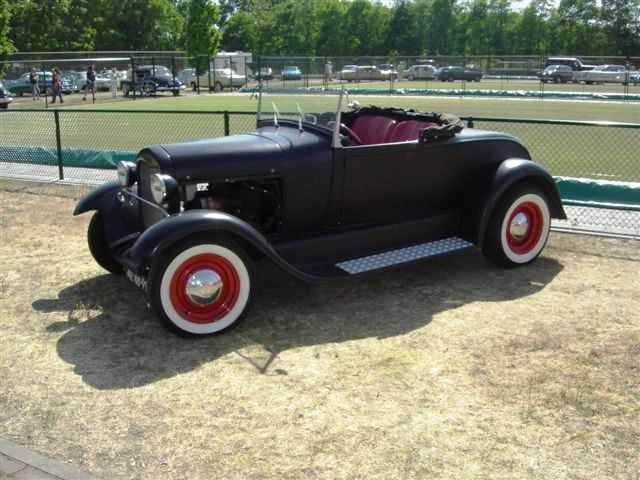 hot rod oldtimer