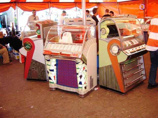 Seeburg jukeboxes