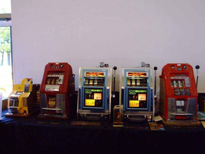 Bell-O-Matic slot machines