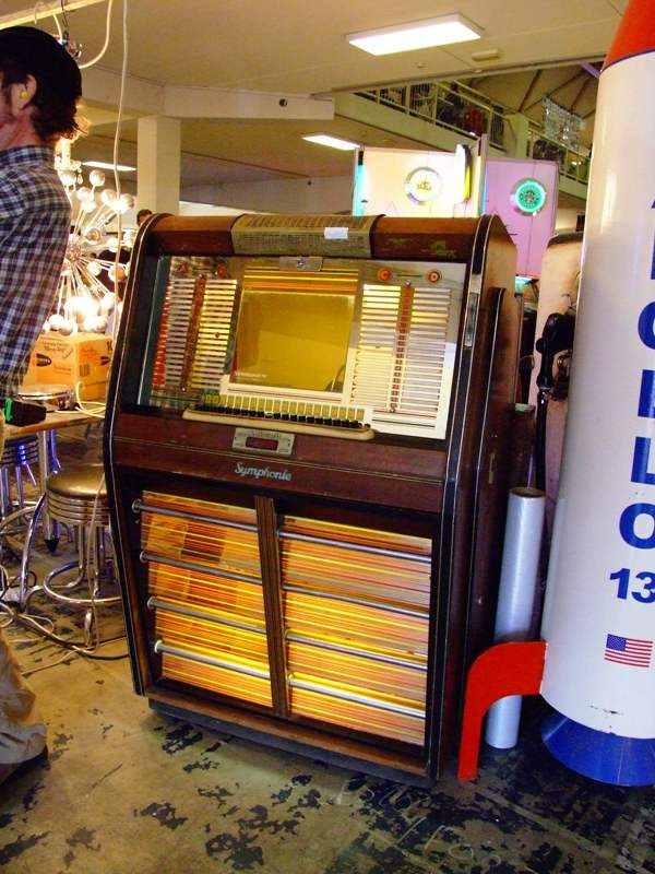 jukebox symhpnic