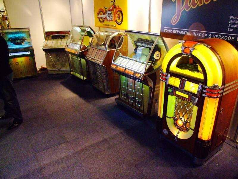 Wurlitzer bubbler jukebox