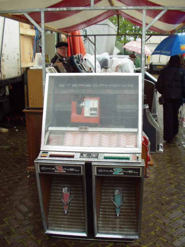 Seeburg 222 stereophonic jukebox