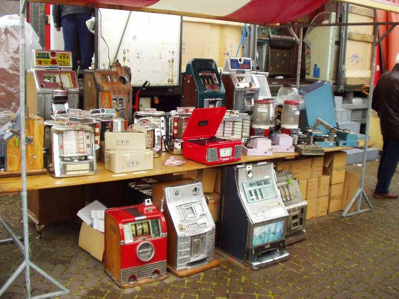 wallboxes and slotmachines for sale