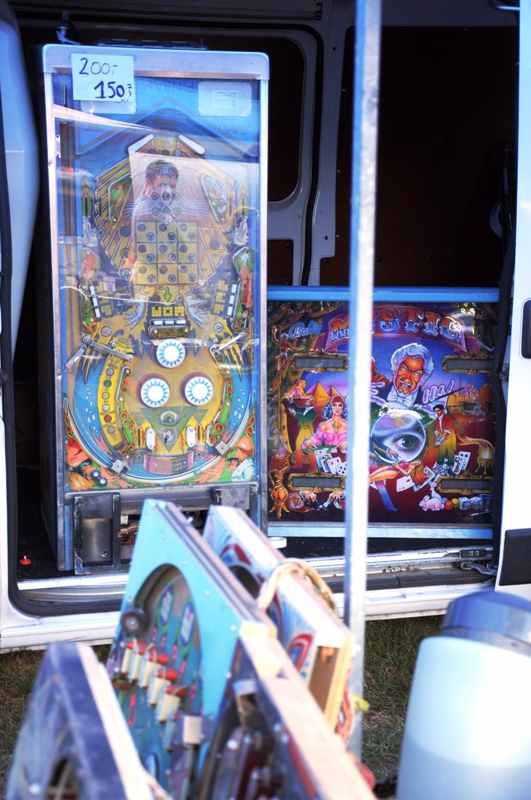 Bally Mystic pinball machine