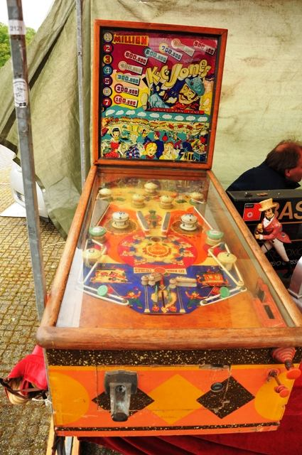 kc jones pinball machine