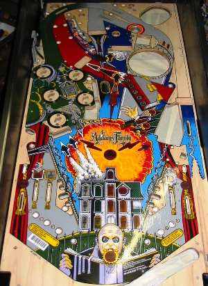 empty playfield