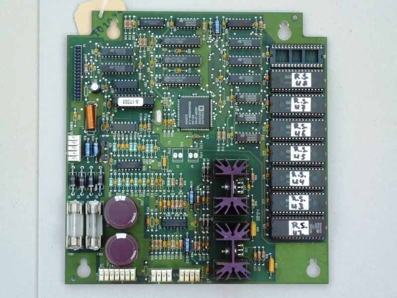 Flippers be - Different WPC boards