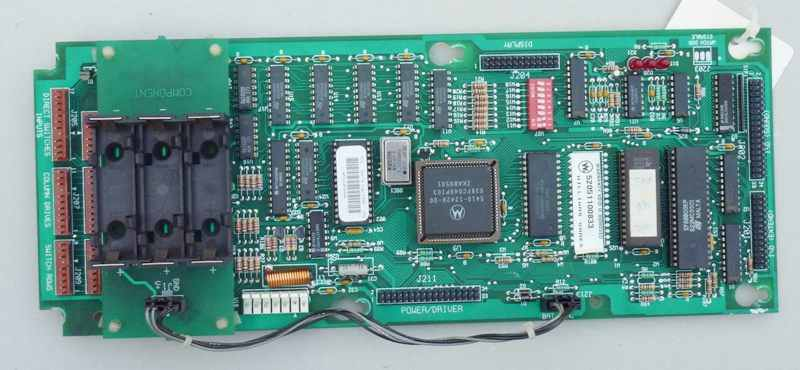 A-17651 cpu security board